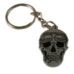 Redline 30-80 - Skull Key Ring