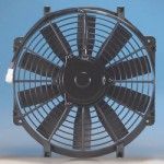 Flex-a-lite Electric Reversible Push Pull Fan (F112, F114, F116)