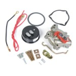 Holley H45-223 - Electric Choke Kit (internal Vacuum source)